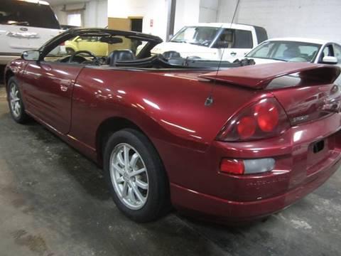 2001 Mitsubishi Eclipse Spyder for sale in Pennsauken, NJ