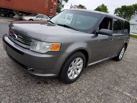 2009 Ford Flex for sale at US Auto Auction in Pennsauken NJ