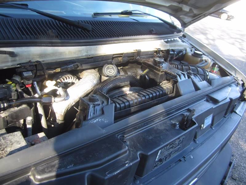 2004 Ford ECONOLINEE-350 SUPER DUTY for sale at US Auto in Pennsauken NJ