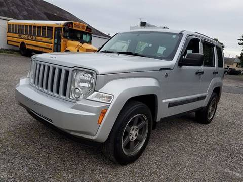 2011 Jeep Liberty for sale at US Auto Auction in Pennsauken NJ