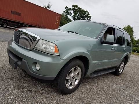 2005 Lincoln Aviator for sale at US Auto Auction in Pennsauken NJ
