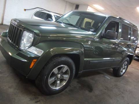 2008 Jeep Liberty for sale at US Auto Auction in Pennsauken NJ
