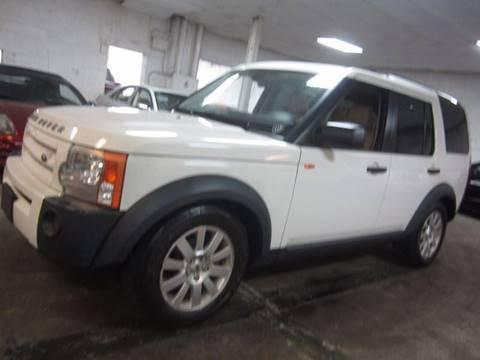 2006 Land Rover LR3 for sale at US Auto Auction in Pennsauken NJ