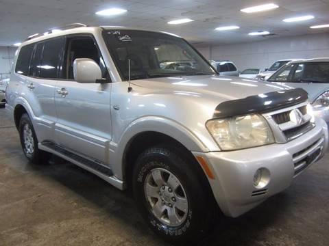 2003 Mitsubishi Montero for sale at US Auto Auction in Pennsauken NJ