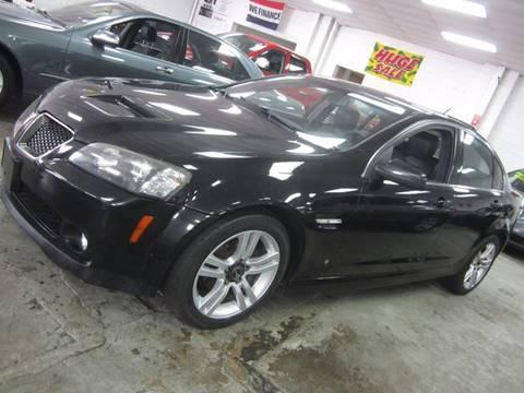 2009 Pontiac G8 for sale at US Auto in Pennsauken NJ