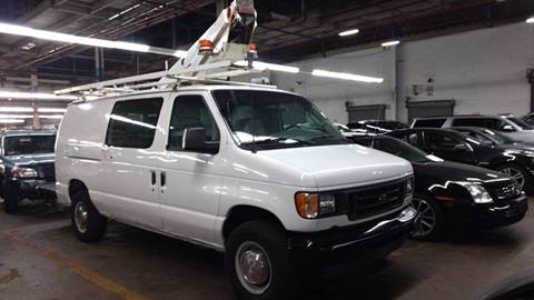 2003 Ford E-Series Cargo for sale at US Auto in Pennsauken NJ