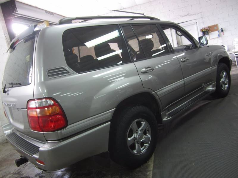 2002 Toyota Land Cruiser for sale at US Auto in Pennsauken NJ
