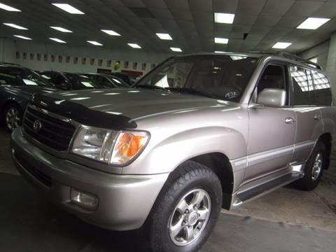 2002 Toyota Land Cruiser for sale at US Auto in Pennsauken NJ