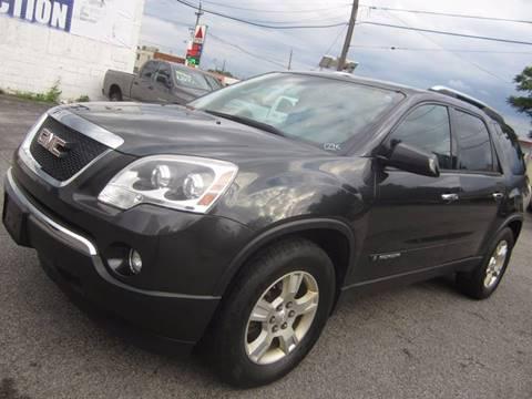 2007 GMC Acadia for sale at US Auto in Pennsauken NJ