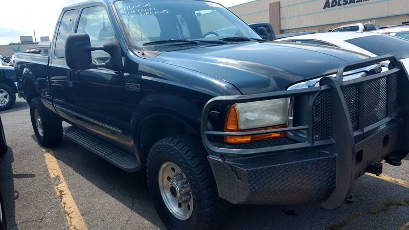 1999 Ford F-250 Super Duty for sale at US Auto in Pennsauken NJ