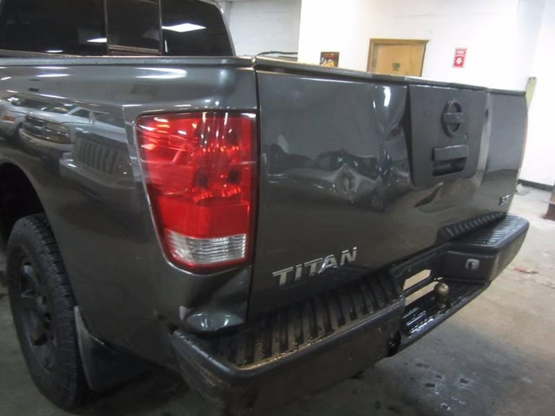 2004 Nissan Titan for sale at US Auto in Pennsauken NJ