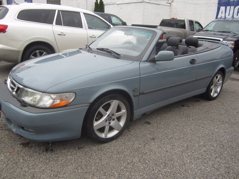 2003 Saab 9-3 for sale at US Auto in Pennsauken NJ