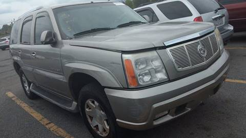 2002 Cadillac Escalade for sale at US Auto in Pennsauken NJ