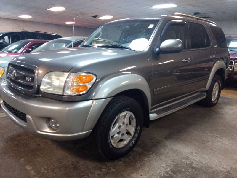 2003 Toyota Sequoia for sale at US Auto in Pennsauken NJ