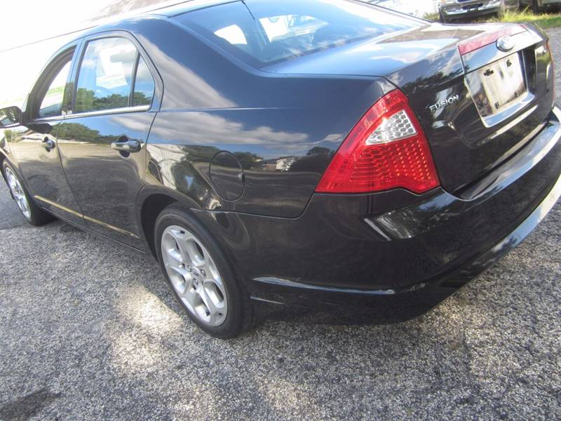 2010 Ford Fusion for sale at US Auto in Pennsauken NJ