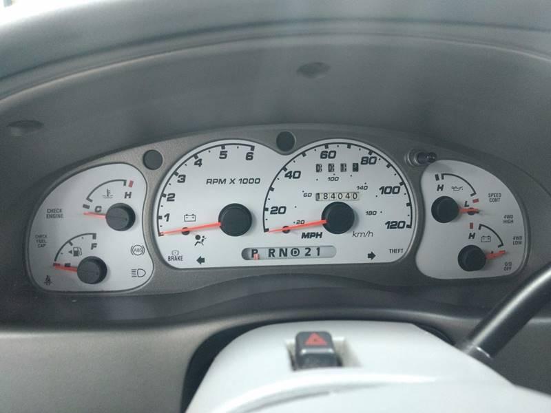 2003 Ford Explorer Sport Trac for sale at US Auto in Pennsauken NJ
