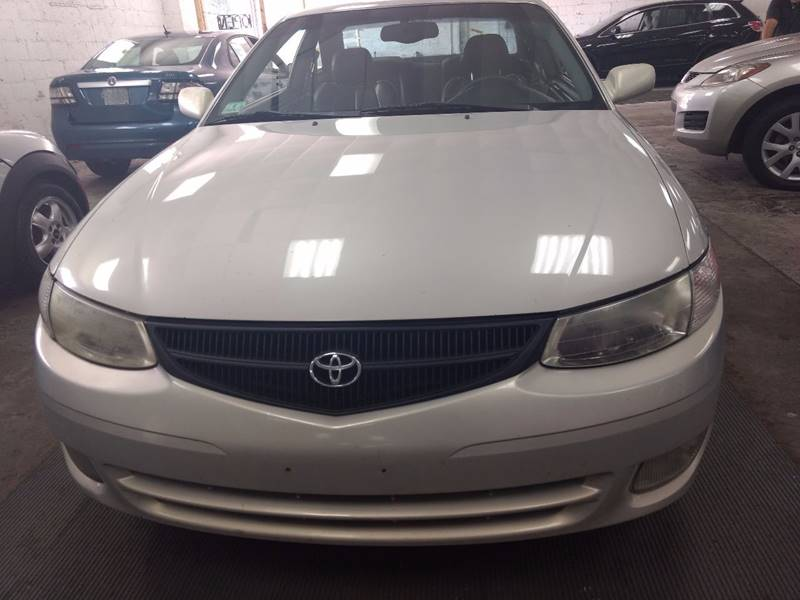 2001 Toyota Camry Solara for sale at US Auto in Pennsauken NJ