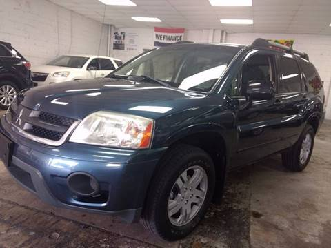2006 Mitsubishi Endeavor for sale in Pennsauken, NJ