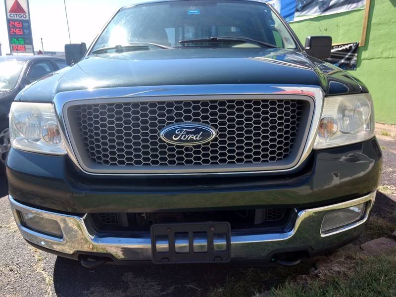 2004 Ford F-150 for sale at US Auto in Pennsauken NJ