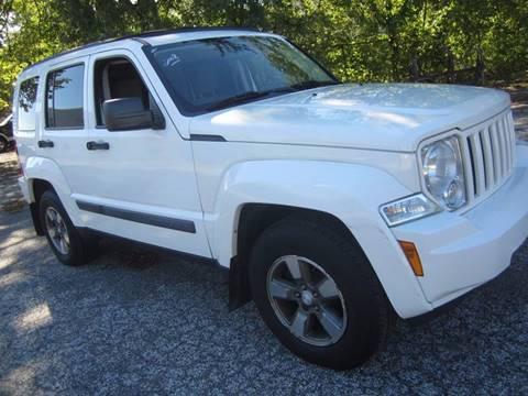 2008 Jeep Liberty for sale in Pennsauken, NJ