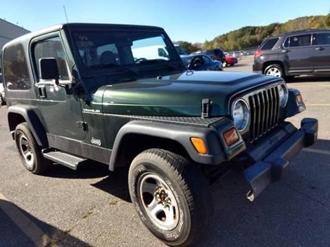 1997 Jeep Wrangler for sale at US Auto in Pennsauken NJ