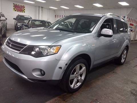 2007 Mitsubishi Outlander for sale at US Auto in Pennsauken NJ