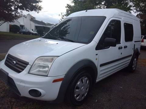 2010 Ford Transit Connect for sale at US Auto in Pennsauken NJ