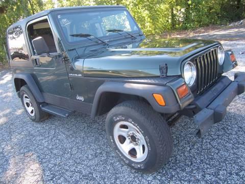 1997 Jeep Wrangler for sale in Pennsauken, NJ