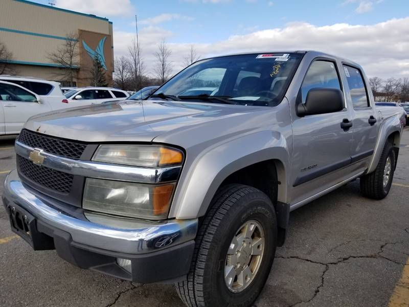 2005 Chevrolet Colorado Z71 Ls In Pennsauken Nj Us Auto