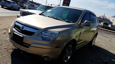 2008 Saturn Vue for sale at US Auto Auction in Pennsauken NJ