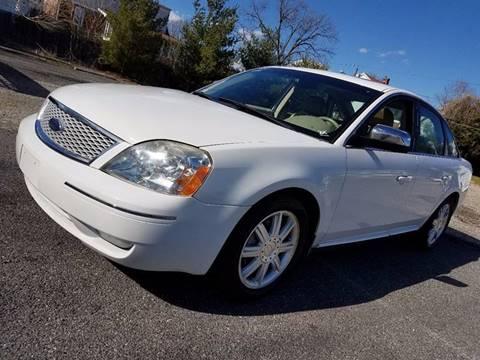 2006 Ford Five Hundred for sale in Pennsauken, NJ