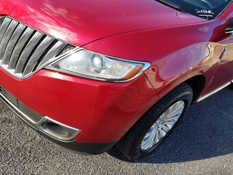 2012 Lincoln MKX for sale at US Auto in Pennsauken NJ