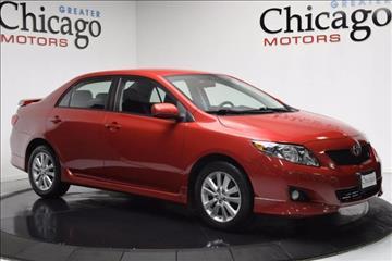 2010 Toyota Corolla for sale in Chicago, IL