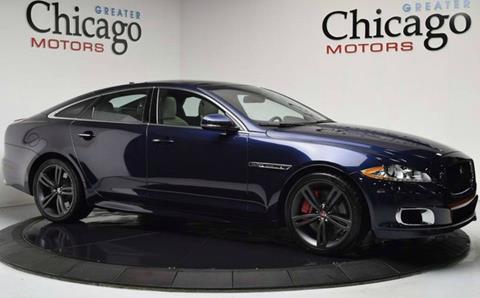 2014 Jaguar XJR for sale in Chicago, IL
