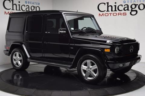 2008 Mercedes-Benz G-Class for sale in Chicago, IL