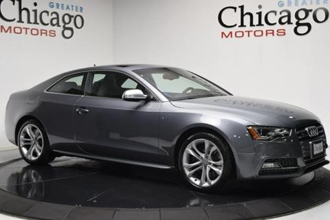 2013 Audi S5 for sale in Chicago, IL