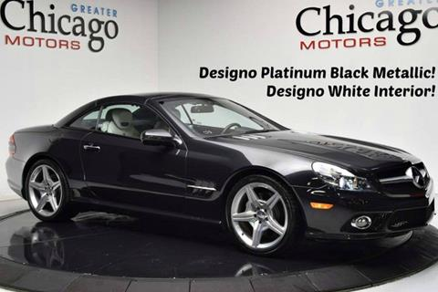 2011 Mercedes-Benz SL-Class for sale in Chicago, IL