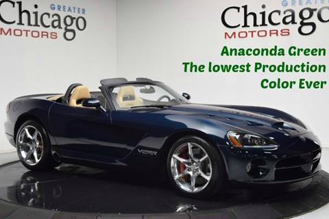 2010 Dodge Viper for sale in Chicago, IL