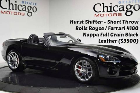 2005 Dodge Viper for sale in Chicago, IL