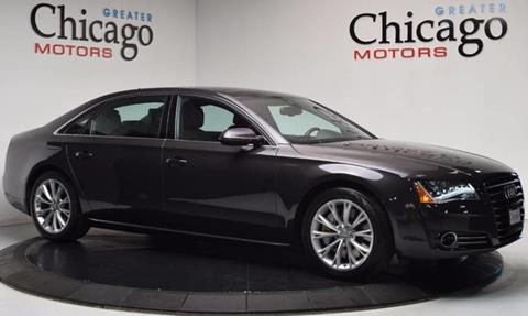 2011 Audi A8 L for sale in Chicago, IL
