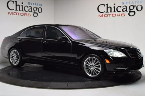 2010 Mercedes-Benz S-Class for sale in Chicago, IL