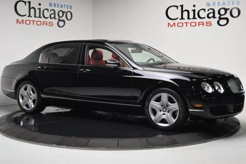 2006 Bentley Continental Flying Spur for sale in Chicago, IL