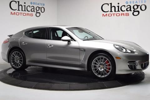 2010 Porsche Panamera for sale in Chicago, IL