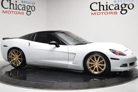 2012 Chevrolet Corvette For Sale In Chicago, IL