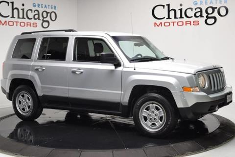 Jeep patriot for sale in chicago il for 6167 motors crystal city mo