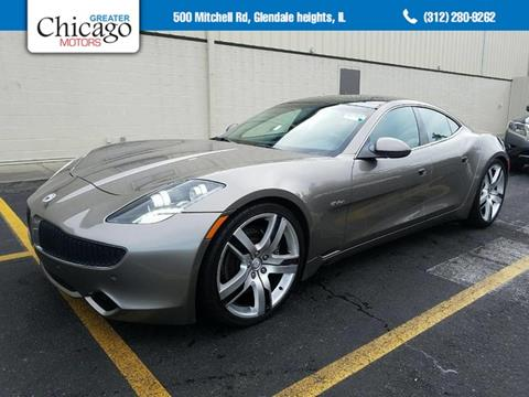 2012 Fisker Karma for sale in Glendale Heights, IL
