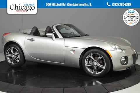2008 Pontiac Solstice for sale in Glendale Heights, IL