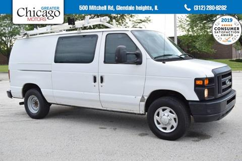 Ford Cargo Van For Sale >> 2010 Ford E Series Cargo For Sale In Glendale Heights Il