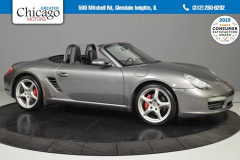 2008 Porsche Boxster for sale in Glendale Heights, IL