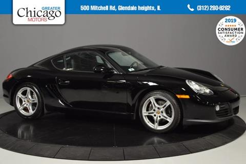 2009 Porsche Cayman for sale in Glendale Heights, IL